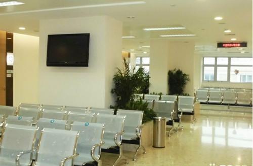 上海长海医院体检中心休息区