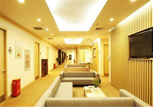 沈阳大健康体检中心(铁西分院)休息区