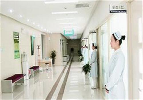沈阳大健康体检中心(铁西分院)走廊