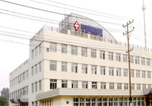 鞍钢总医院体检中心外景2