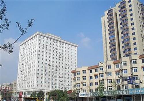 鞍钢总医院体检中心外景1