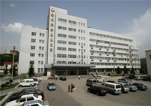 抚顺矿务局总医院体检中心外景4