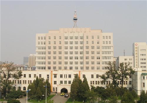 抚顺矿务局总医院体检中心外景1