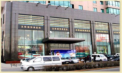 沈阳维特奥医院体检中心大楼