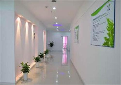 沈阳大健康体检中心(沈河分院)走廊