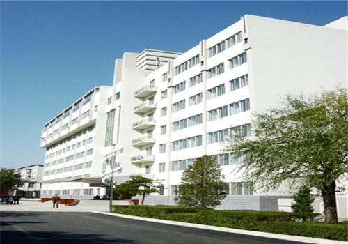 新民市人民医院体检中心大楼
