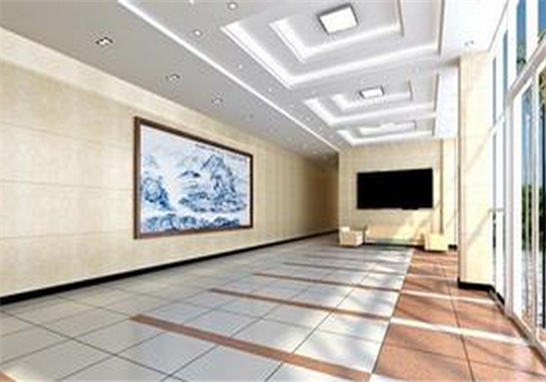 金普健康体检中心走廊