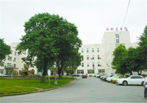 鞍钢总医院体检中心周围环境