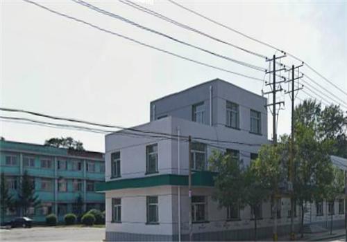 鞍山市第二医院体检中心楼