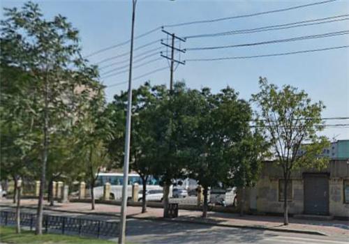 鞍山市第二医院周围环境