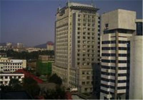 本钢总医院体检中心大楼