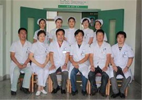 丹东市人民医院体检中心医疗人员