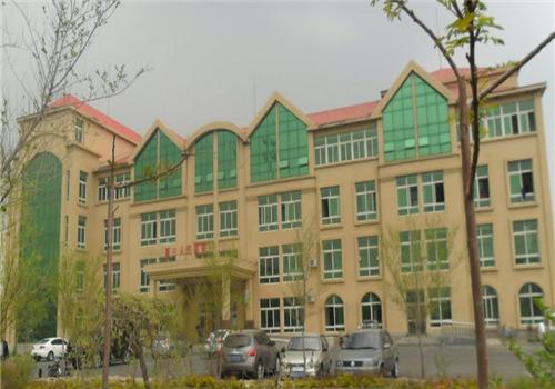 营口市第三人民医院体检中心大楼