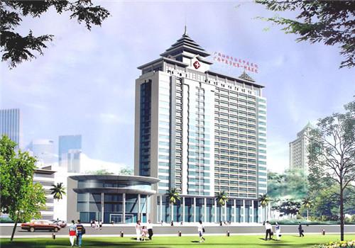 广西中医药大学第一附属医院体检中心