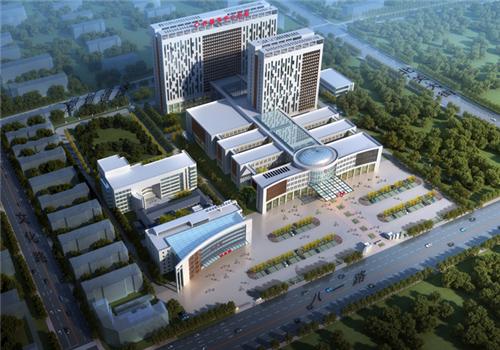 许昌市中心医院体检中心