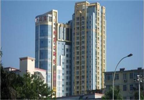 南宁第四人民医院体检中心大楼