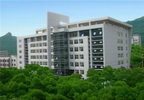 柳州一五八医院体检中心大楼