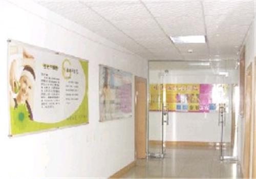 柳州中西医结合医院体检中心内部环境