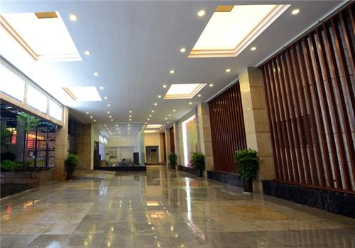 柳州工人医院体检中心内部环境