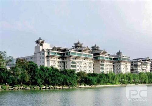 桂林医学院附属医院体检中心大楼