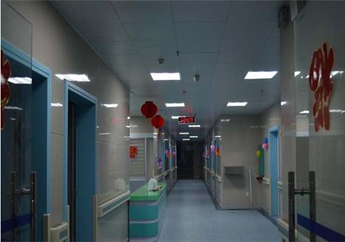 南溪山医院体检中心内部环境
