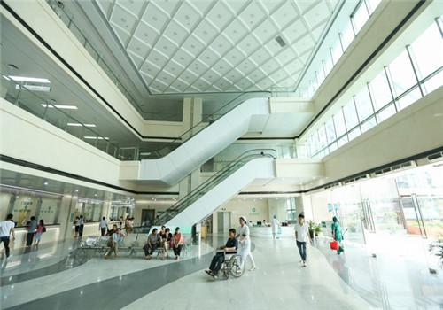 钦州第二人民医院体检中心内部环境