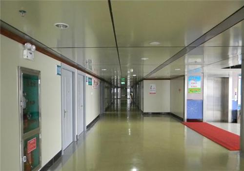 钦州第一人民医院体检中心内部环境