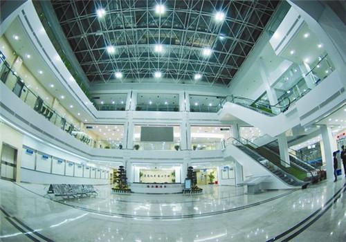 灵山县人民医院体检中心内部环境