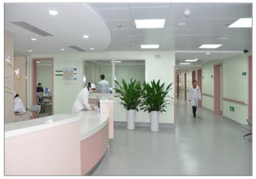 右江民族医学院附属医院体检中心内部环境