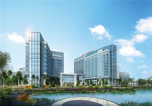 贺州人民医院体检中心周围环境