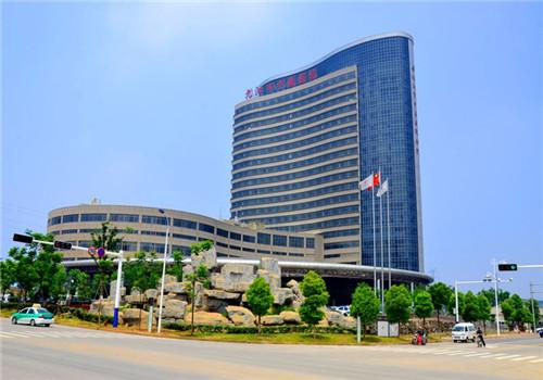 九江市中医院体检中心