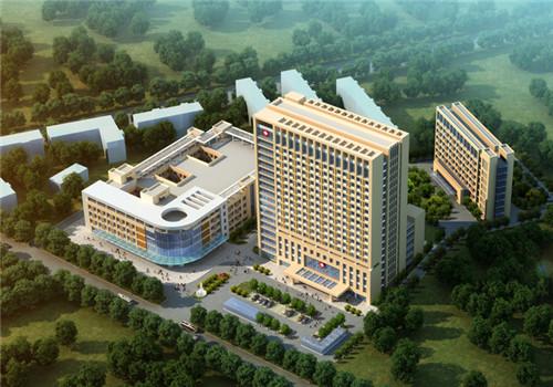 白银第一人民医院体检中心