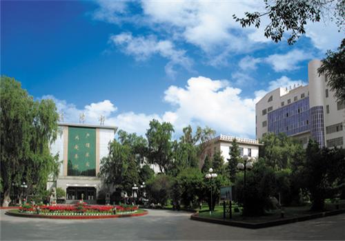 青海省人民医院体检中心