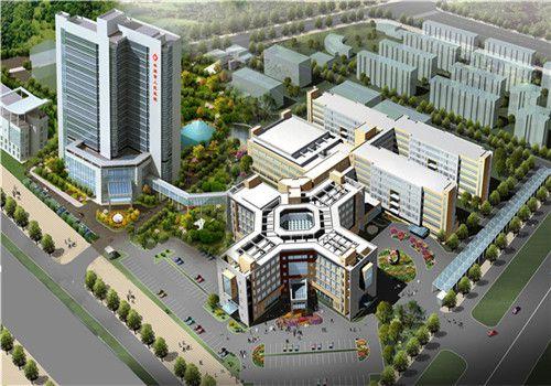 丰城人民医院体检中心外景