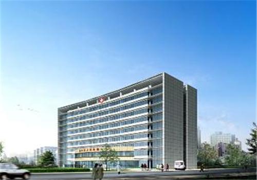 上饶人民医院体检中心大楼