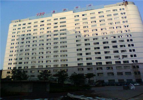 黄石中心医院体检中心大楼