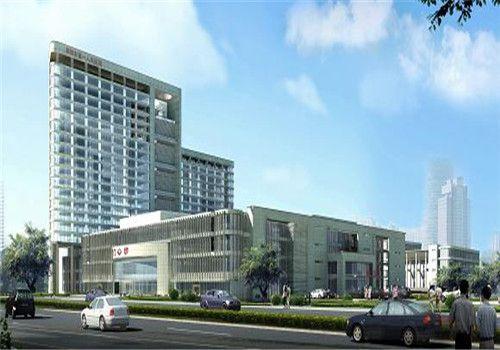 枣阳第一人民医院体检中心外景