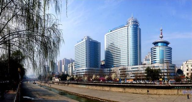 十堰人民医院体检中心外景