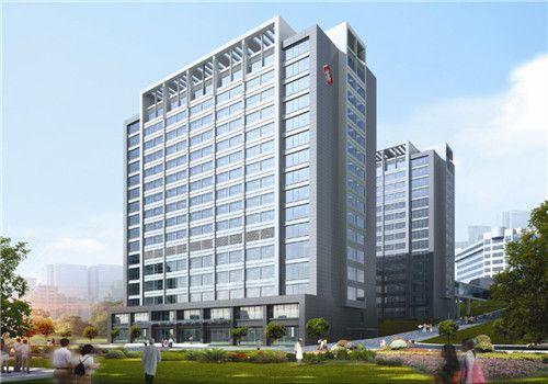 东风总医院体检中心大楼