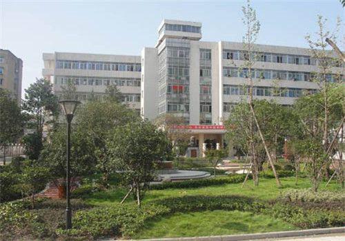 洪湖中医医院体检中心外景