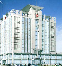 贵阳医学院第三附属医院体检中心大楼
