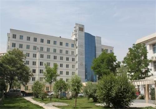 兰州市西固区人民医院体检中心外景