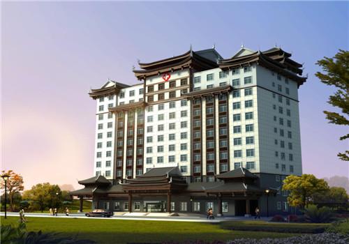 从江县人民医院体检中心