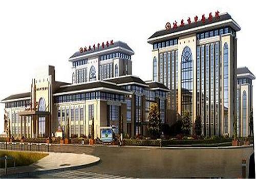 延安市中医院体检中心