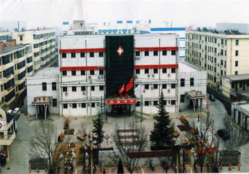 运城市芮城县人民医院体检中心