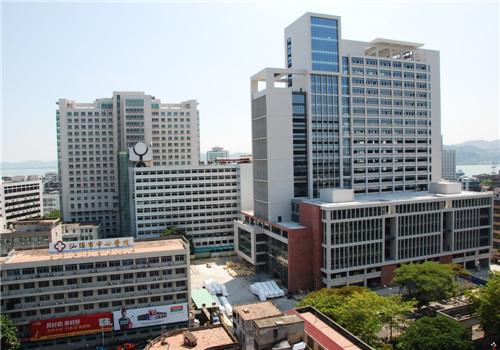 汕头中心医院体检中心