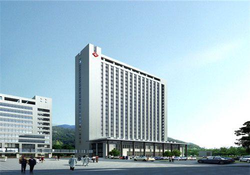 盘县人民医院体检中心大楼