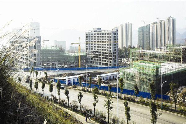 纳雍县人民医院体检中心周围环境