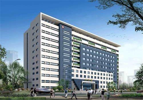 浠水县人民医院体检中心大楼