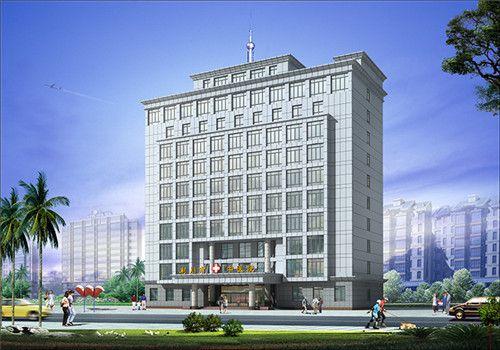 利川市民族中医院体检中心大楼